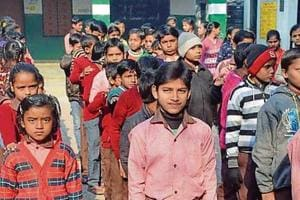 Kanpur firm booked for negligence in giving sweaters to school kids