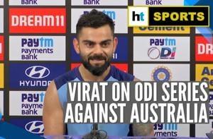 'Australia playing intense cricket': Virat Kohli ahead of ODI series
