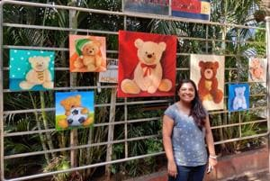 Mumbaiwale: How one artist's passion created a whole gallery on Kala Ghoda's streets