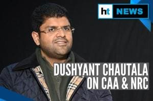 Dushyant Chautala on CAA: Law can change, 'shouldn't break constitution'