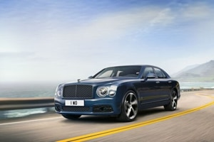 Bentley reveals the final edition of iconic Mulsanne limousine