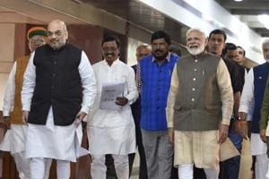 Over NRC, Chhattisgarh CM's 'internal conflict' jibe at PM Modi, Amit Shah