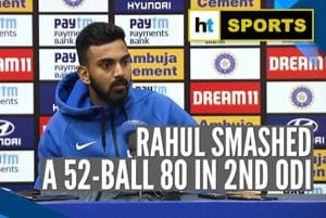 'Watched videos of Steve Smith on how he builds innings': KL Rahul after...