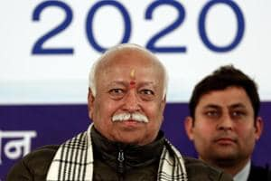 'RSS to shift focus to two-child policy', says Mohan Bhagwat