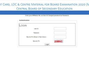 CBSE Class 10 and 12 board exam 2020 admit card released at cbse-nic-in, here's how to download