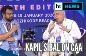 'No state can deny implementation of CAA': Kapil Sibal