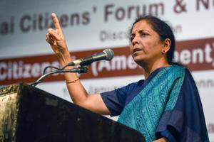 Not implementing CAA will be unconstitutional, says Nirmala Sitharaman
