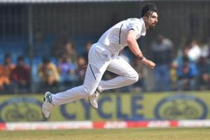 Ishant Sharma joins India's injury list, hurts ankle in Ranji Trophy clash against Vidarbha