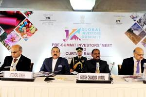 J-K Global Investors' Summit 2020: Pre-summit investors' meet held in Capital