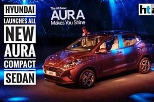 Hyundai Motor launches all new Aura compact sedan