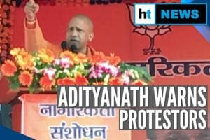 Protesting women don't understand CAA: UP CM Adityanath amid Lucknow st...