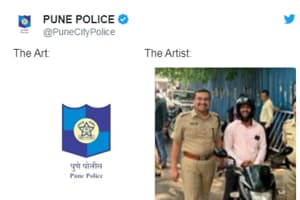 Pune Police joins the 'art and artist' trend, tweets hilarious meme