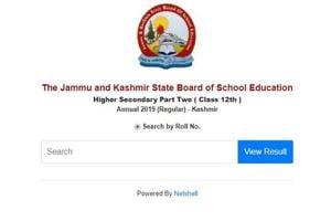 JKBOSE 12th Kashmir Result 2019 declared for annual regular candidates