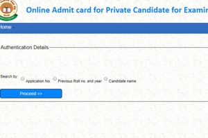 CBSE 10th, 12th admit card 2020 for private candidates released, direct link to download here