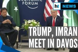 Donald Trump calls Imran Khan 'good friend', says 'talking about Kashmi...