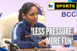 Watch: Skipper Harmanpreet shares India's strategy for Women's T20 World...