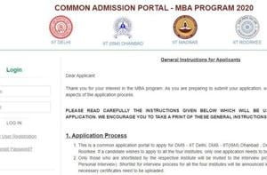 IIT Roorkee MBA Programme 2020: Application process underway, check details here