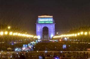 Mark Republic Day with Twitter's tricolour India Gate emoji