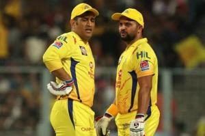 'He'll come to Chennai': Suresh Raina gives clarity on MS Dhoni's IPL future, reveals his training plans for CSK