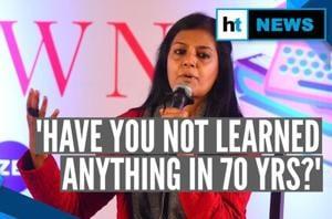 'As a citizen, as a human...': Watch actor Nandita Das' message on CAA