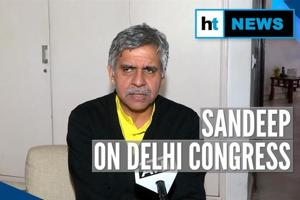 Delhi Election 2020: Sandeep Dikshit on exclusion from Congress' campai...