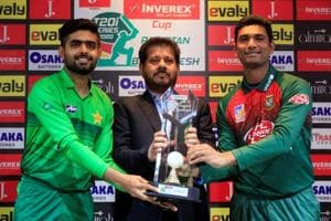 Pakistan vs Bangladesh 1st T20I: Mahmudullah decides to bat first after winning toss