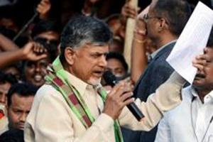 Chandrababu Naidu says Jagan's threat to abolish upper house a ruse for horse-trading