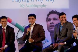 Who are Tendulkar, Dravid and Kumble of BCCI? Sourav Ganguly gives classic answer