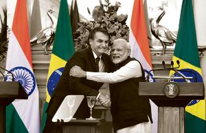 Analysis| Brazil-India ties offer a world of opportunities