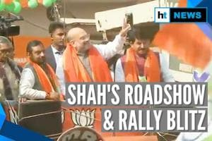 Vote for BJP so current hits Shaheen Bagh: Amit Shah poll pitch in Delhi