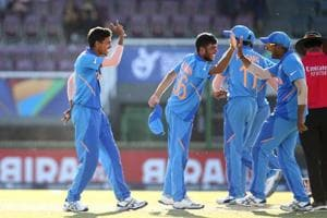 ICCU19World Cup:Team India break huge world record with 74-run win over Australia