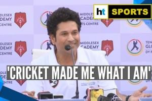 'My brother & coach': Sachin Tendulkar reveals the two most important people...