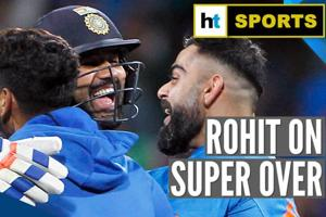 India vs New Zealand | Rohit Sharma's super over strategy after scripting...
