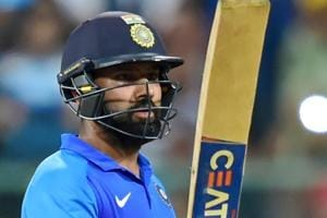 'Brothaman you beauty': Yuvraj praises Rohit after Super Over heroics