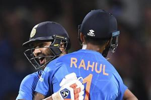 India vs New Zealand 3rd T20I:Rohit powers visitors to series-clinching win