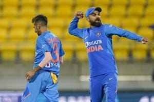 India vs New Zealand: Fourth T20I in pictures