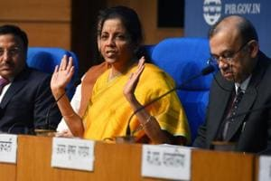 'Buck stops at govt's doors': FM takes responsibility for infrastructure push