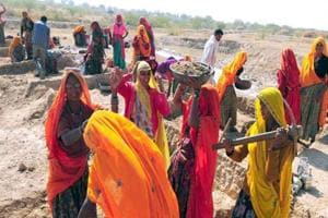 Union Budget 2020: Centre slashes MGNREGS fund by Rs 9,000 crore