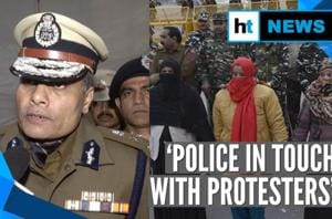 'Vigil stepped up in Shaheen Bagh after firing': Delhi Police Commissio...