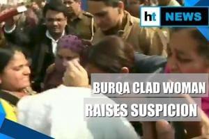 Shaheen Bagh ruckus: 'Suspicious' burqa clad woman filming stir removed...