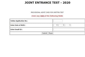 FTII JET 2020 admit card released at ftii-ac-in, here's how to download