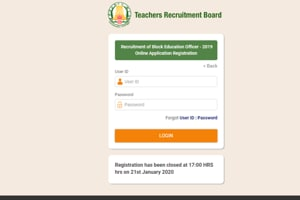 TN TRB BEO Admit Card released, direct link to download