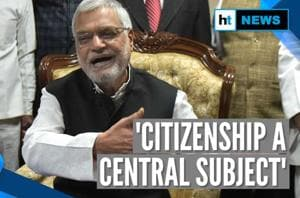 After anti-CAA resolution, Rajasthan Speaker says state will have to implement...