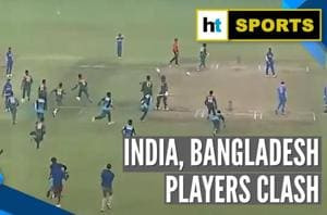 'Bangladesh's reaction was dirty': Indian captain on fight after U-19 f...