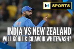 Kohli & Co. aim to avoid whitewash against New Zealand