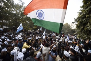 In AAP's victory, a lesson in transformative politics |Opinion