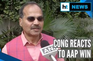 Delhi results 2020 | AAP's victory against BJP's communal agendas: Cong...