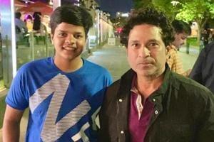 Shafali Verma receives words of appreciation from idol Sachin Tendulkar