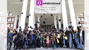350 DataTrained students have been placed in just 15 days