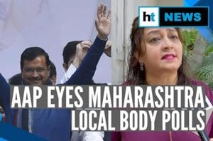 After Delhi poll triumph, AAP eyes local body polls in Maharashtra